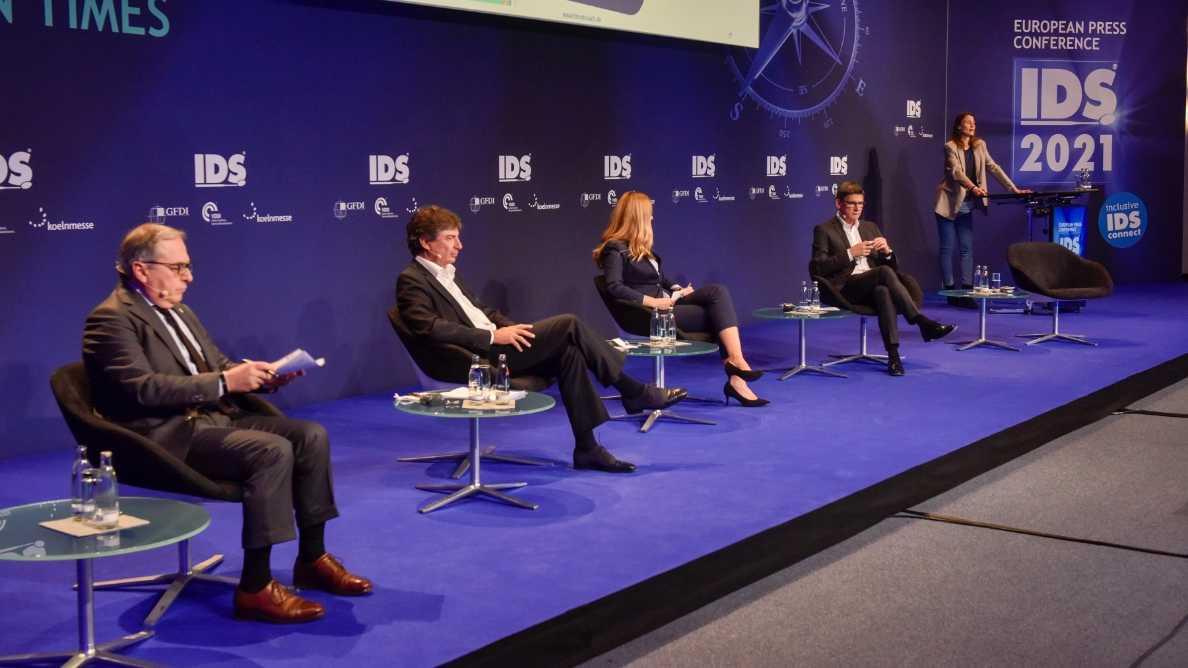 Conférence de presse de l'IDS – la date de septembre est finalement confirmée